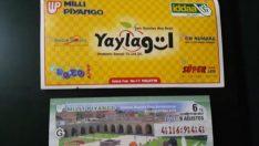 Dünya Kayısı Başkenti Malatya'nın tanıtımı amacıyla hazırlanan Milli Piyango biletleri satışa sunuldu
