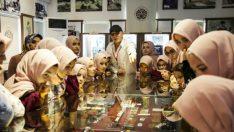 70 Kuran kursu öğrencisi Malatya'nın tarihi ve doğal güzelliklerini gezme ve yakından tanıma imkânı buldular