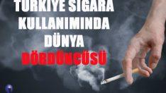 Medya takibinin öncü kurumu Ajans Press, sigara tüketimine yönelik yapılan araştırmayı inceledi