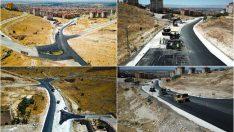 Büyükşehir Belediye Başkanı Selahattin Gürkan devam eden çalışmaları sık sık yerinde inceliyor