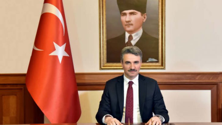 Malatya Valisi Sayın Aydın Baruş'un Kurban Bayramı Kutlama Mesajları