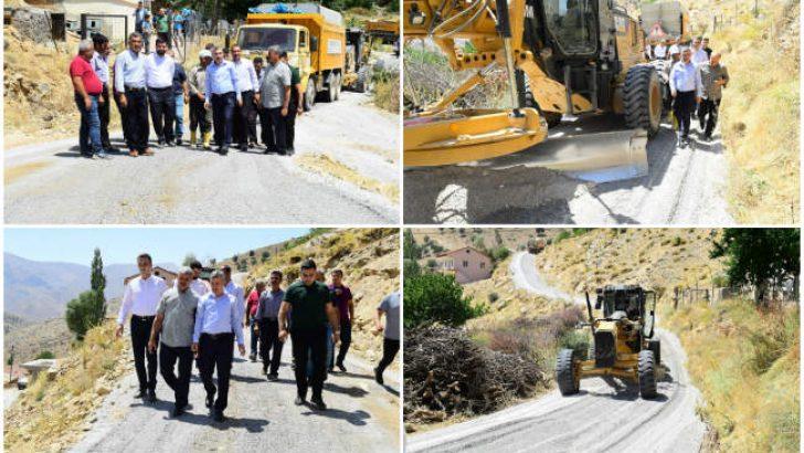 Yeşilyurt Belediye Başkanı Mehmet Çınar, Hizmetlerimizin karşılığında tarıma olan ilginin arttığını görmek bizi mutlu ediyor