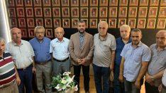 MHP'den EMŞAV'a ziyaret #mhpmalatya #bülentavşar @MHP_Bilgi