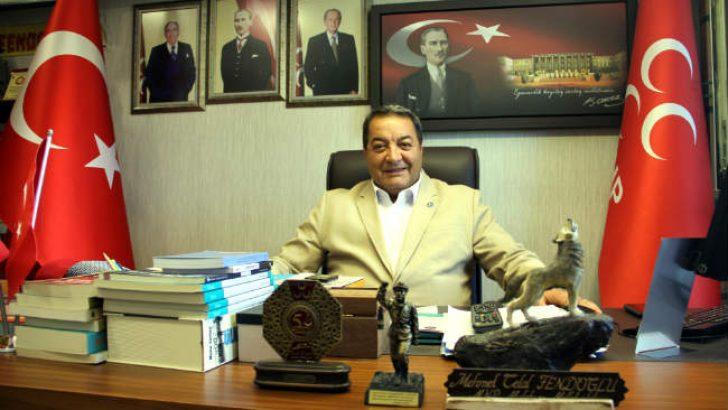 MHP Malatya Milletvekili Mehmet Celal Fendoğlu,mübarek Kurban Bayramı dolayısıyla bir kutlama mesajı yayımladı.