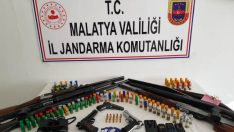 Firari Cinayet Olayı Şüphelisi Doğanyol'da Jandarma'nın nefes kesen operasyonu ile yakalandı.
