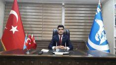 Malatya Ülkü Ocakları Başkanı Bayram Işık , 26 Ağustos Zafer Haftası dolayısıyla bir mesaj yayınladı