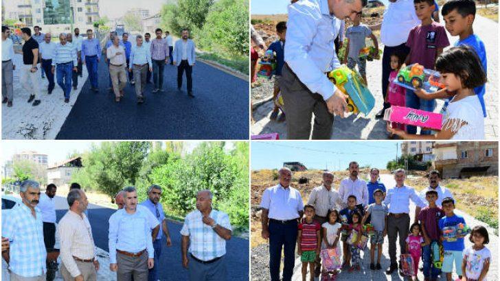 """Yeşilyurt Belediye Başkanı Mehmet Çınar, """"Tecde Bölgemizin Değişimi Yeşilyurt'umuzun Marka Değeri İçin Önemli"""""""