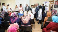 Battalgazi Belediyesi, sağlık alanında vatandaşın bilgilendirilmesi çalışmalarını sürdürüyor. @battalgazibeltr @osmangudertr #malatya #battalgazi #sağlık