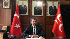 MHP Maatya İl Başkanı R.Bülent Avşar, Yaşlılar Günü dolayısıyla yazılı mesaj yayınladı.