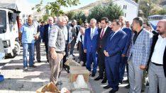 Başkan Gürkan Kuluncak'ı ziyaret etti