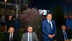 Gürkan: Muharrem Ayınızın mübarek olmasını temenni ediyorum @selahattingrkn @malatyabeltr #malatya #haberleri