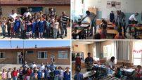 MHP Battalgazi İlçe Teşkilatından , 1071 Öğrenciye Kırtasiye Yardımı