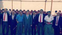 Fendoğlu 19 Eylül Gaziler Günü dolayısıyla bir mesaj yayımladı.