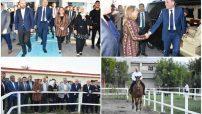 Milli Eğitim Bakanı Ziya Selçuk, beraberindeki heyet ile Malatya Turgut Özal Üniversitesi'ni ziyaret etti