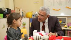 """Başkan Güder,""""Hepimizin ortak amacı iyi bir nesli inşa etmek"""""""