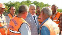 """Güder, """"Battalgazi Belediyesi büyük bir aile ve biz ailemizin sağlığını önemsiyoruz"""" dedi."""