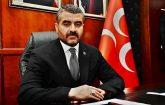 MHP Malatya İl Başkanı R.Bülent Avşar, 21 Ekim Dünyagazeteciler günüdolayısıyla mesaj yayımladı.