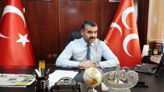 """Avşar, """"Türk Milleti Lideri Bahçeli İle Birliktedir"""""""