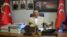 MHP Malatya Milletvekili Mehmet Fendoğlu 29 Ekim Cumhuriyet Bayramı Mesajı