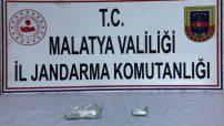 Malatya'da Metamfetamin maddesi ele geçirildi