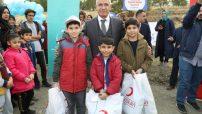 Başkan Güder, Diyabet Günü Dolasıyla Çocuklarla Fidan Dikti