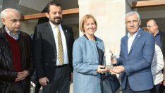 Battalgazi Belediye Başkanı Osman Güder, Fenerbahçe Spor Kulübü Yönetim Kurulu Üyelerini konuk etti.