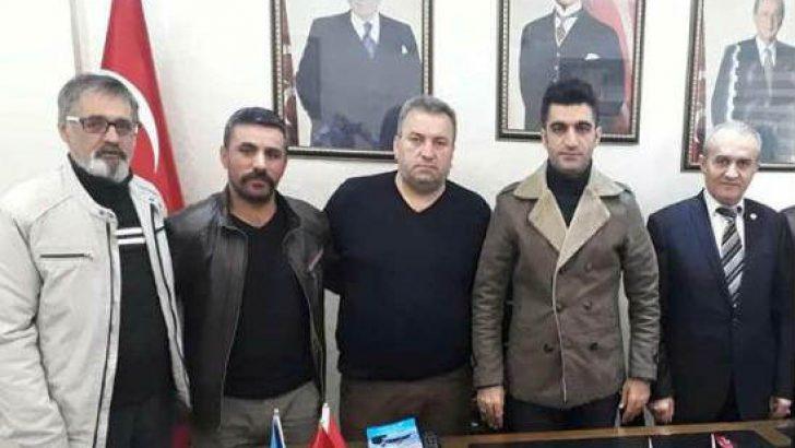 Anadolu Basın Birliğinden Ülkü Ocaklarına Ziyaret