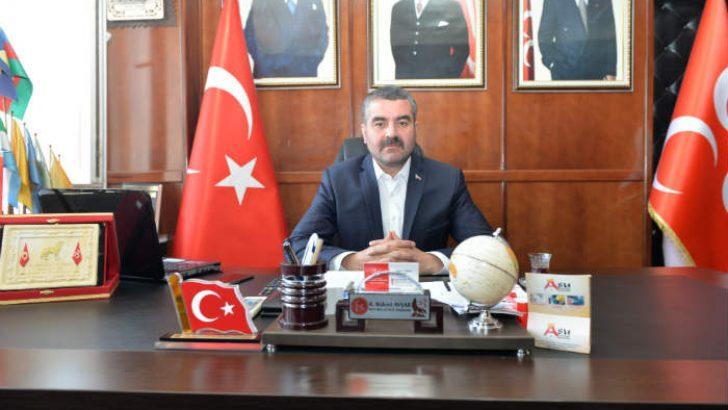 MHP Malatya İl Başkanı R.Bülent Avşar, 24 Kasım Öğretmenler Günü dolayısıyla bir mesaj yayımladı.