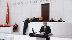 MHP Malatya Milletvekili Fendoğlu Mecliste Konuştu  ; Kayısı Birliğin İvedilikle Tekrar Kurulması Gerekmektedir