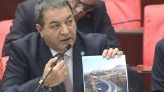 Fendoğlu ; Hekimhan-Kuluncak yolunda yapımı tamamlanan köprünün yeniden düzenlemesi gerektiğini söyledi