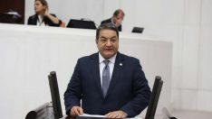 MHP Malatya Milletvekili Mehmet Fendoğlu'nun 24 Kasım Öğretmenler Günü Kutlama Mesajı