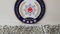 Malatya İl Emniyet Müdürlüğü, KOM Şube Müdürlüğün'den başarılı Tarihi Eser Operasyonu #malatyakomşube #malatya #sikke #küpe #bilezik #tarihieser