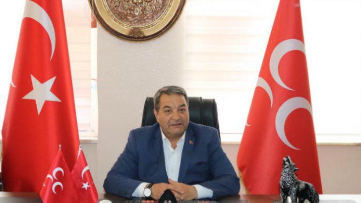 Fendoğlu, Gazi Mustafa Kemal ATATÜRK'ÜN ebediyete intikalinin 81. dönümü nedeniyle bir mesaj yayımladı