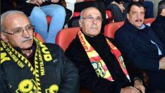 Gürkan , Öğretmenleri ile Bir Araya Geldi, MalatyaSpor Fenerbahçe Maçını izlediler