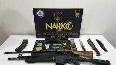Malatya Narkotik Suçlarla Mücadele Şube Müdürlüğü Bülteni Günlük Olaylar 11 Aralık 2019