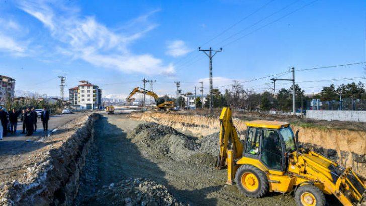 Sivas Bağlantı Yolunun 2.5 Km Bölümü Tamamlandı