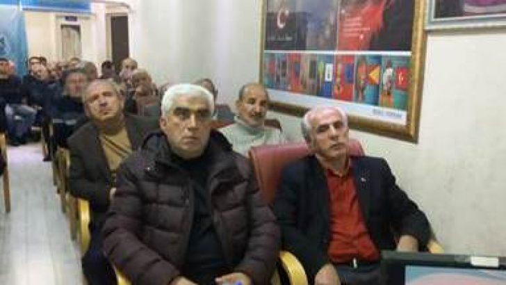 Malatya Türk Ocağından 24 Ocak Kararları İle İlgili Panel