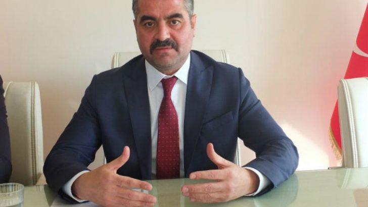 MHP Malatya İl Başkanı R.Bülent Avşar 10 Ocak Gazeteciler günüyle ilgili mesaj yayımladı
