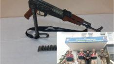 Malatya Kale ilçesi Çanakcı Mahalle Muhtarı Tutuklandı