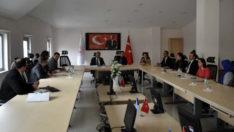 Dezavantajlı Kişilerin İşgücü Piyasasına Sürdürülebilir Entegrasyonu Yönetim Toplantısı