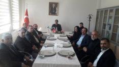 Hekimhan Kaymakamı Ahmet Özdemir, Hekimhan Yatırımcıların Gözde ve Cazibe Merkezi Haline Geldi.