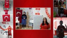 Çocuklarımızın Vatan ve Bayrak Aşkı, Takdire Şayan Evde 23 Nisan' Şiir Yarışması yoğun ilgi gördü