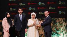 Ödüllü Çevre Yatırımlarımızla Türkiye Çapında Markayız