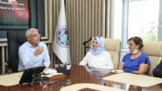 Battalgazi Belediye Başkanı Osman Güder, 20'ye yakın muhtarla bir araya geldi.