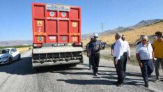 Battalgazi Belediyesi Soğuk asfalt üretim ve serim tesisi kurdu
