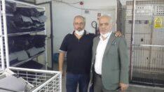 Başkan Şerif Aykız , Tekstil Sektörü Malatya İçin Çok Önemli