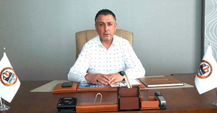 """MİM-DER Başkanı Mustafa DUYAR'dan """"Kurban Bayramı"""" Mesajı"""