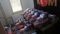 Malatya'da 20 adet gümrük kaçağı Hızar Makinası ele geçirildi