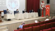 Battalgazi Meclisi , Ekim Ayı Toplantıları Sürüyor