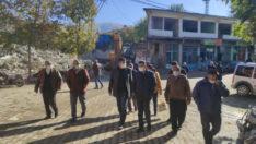 CHP Genel Başkan Yardımcısı Ağbaba : Sayın Vali , Bu Deprem Sadece Akp'lileri Vurmuyor